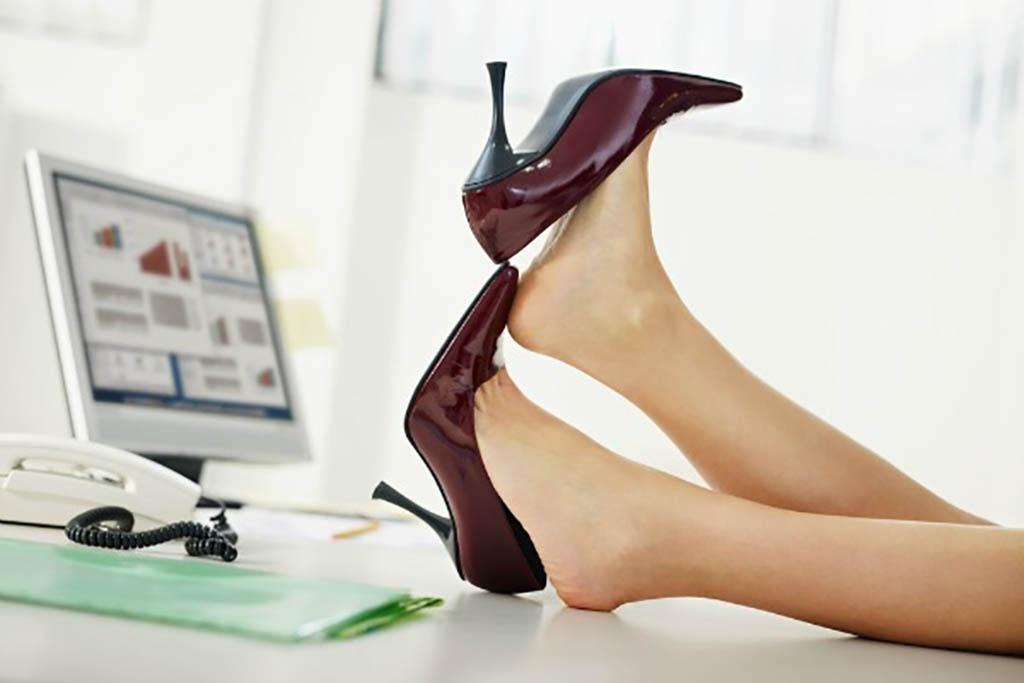 Saúde da mulher - o uso do salto alto