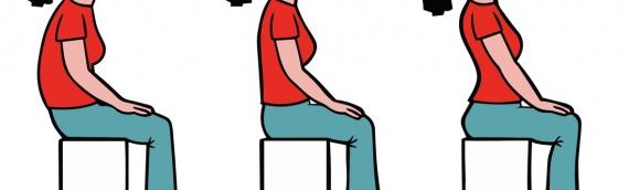 Fisioterapia na correção da postura